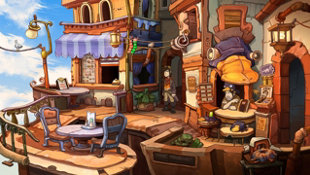 Chaos on Deponia Screenshot 2