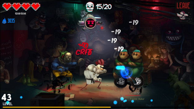 Chicken Assassin: Reloaded Screenshot 10