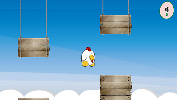 Chicken Range - Screenshot INDEX