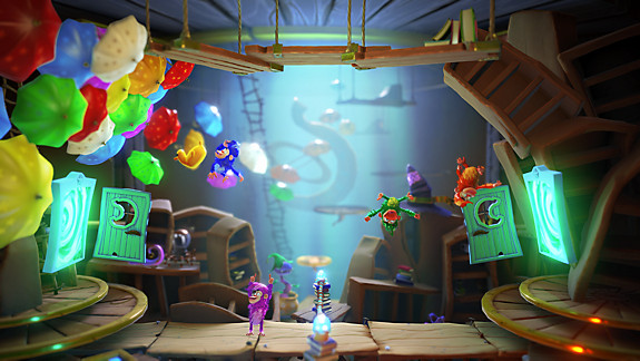 Chimparty screenshot