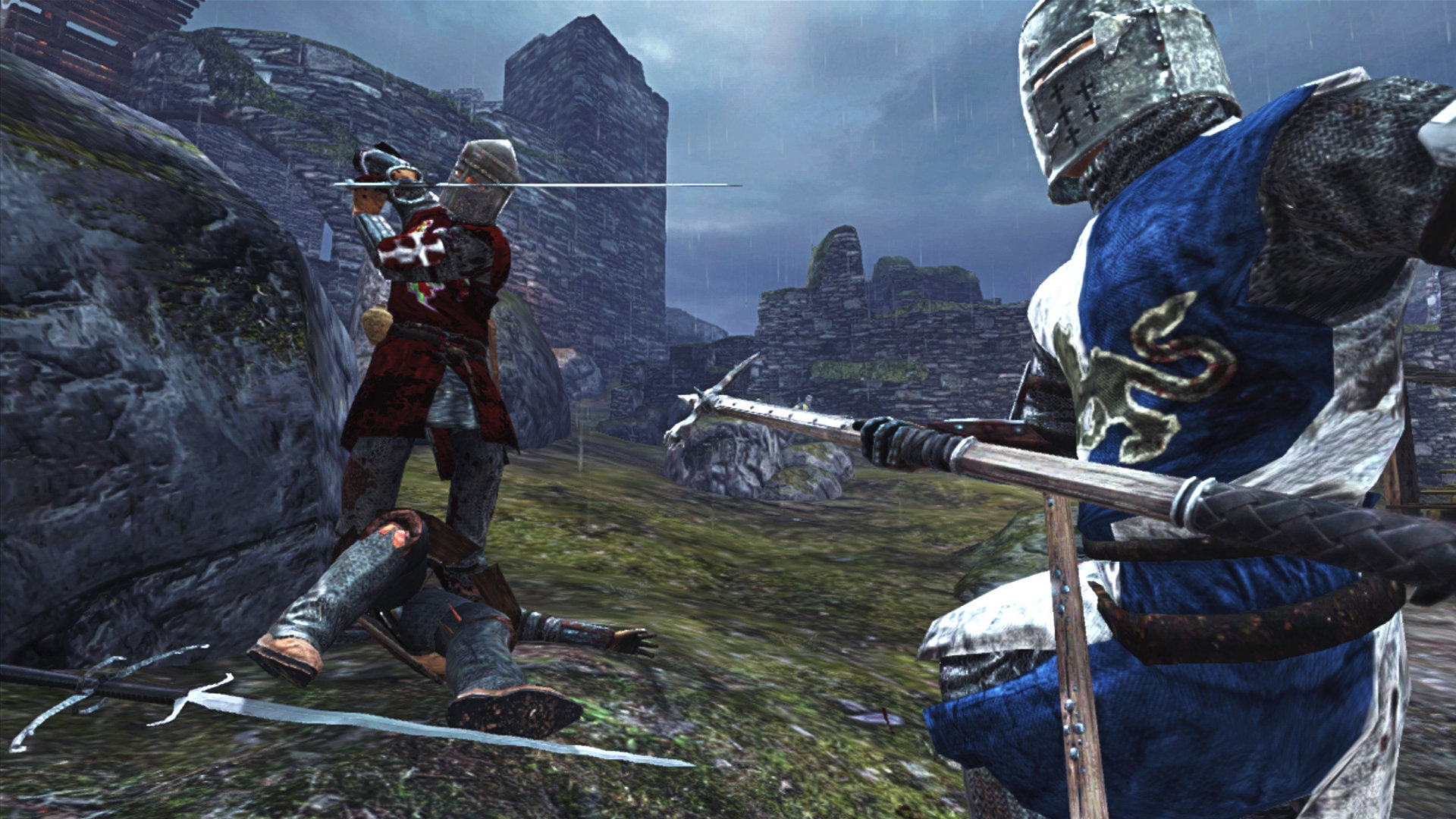 Chivalry: medieval warfare game | ps3 playstation.