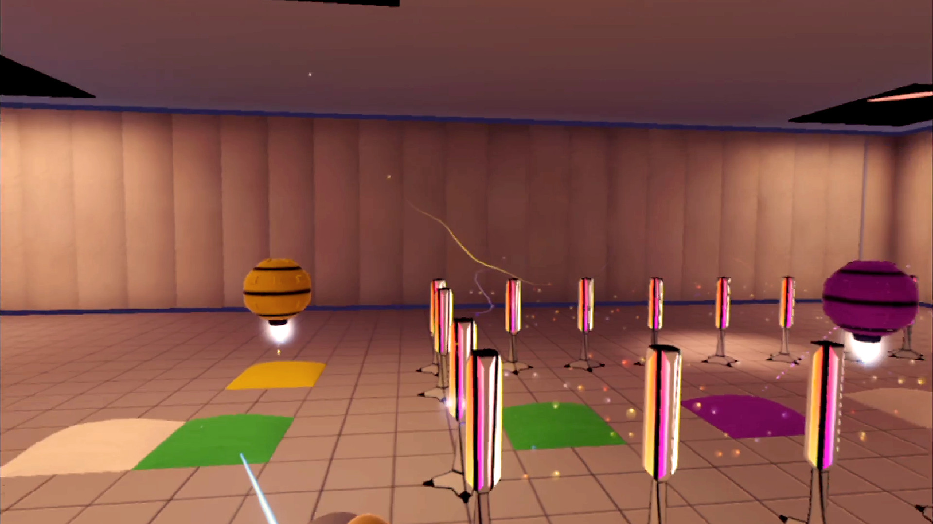 ChromaGun VR screenshot