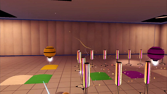 ChromaGun VR - Screenshot INDEX