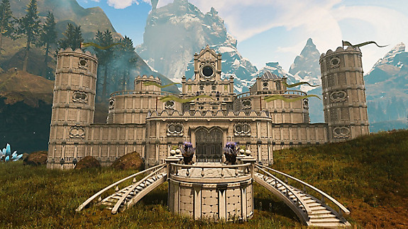 Citadel: Forged with Fire - Screenshot INDEX