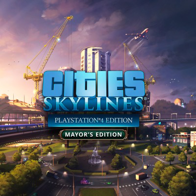 Cities: Skylines - PlayStation®4 Edition Game | PS4