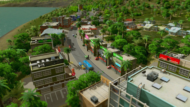 Cities: Skylines - PlayStation®4 Edition Screenshot 1