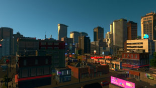 Cities: Skylines - PlayStation®4 Edition Screenshot 2