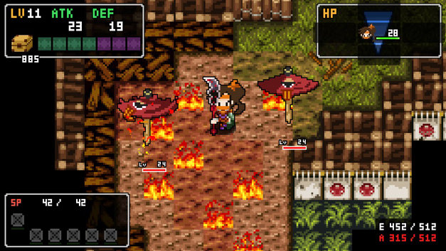 Cladun Returns: This is Sengoku! Screenshot 7