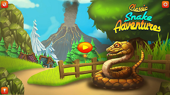 Classic Snake Adventures - Screenshot INDEX