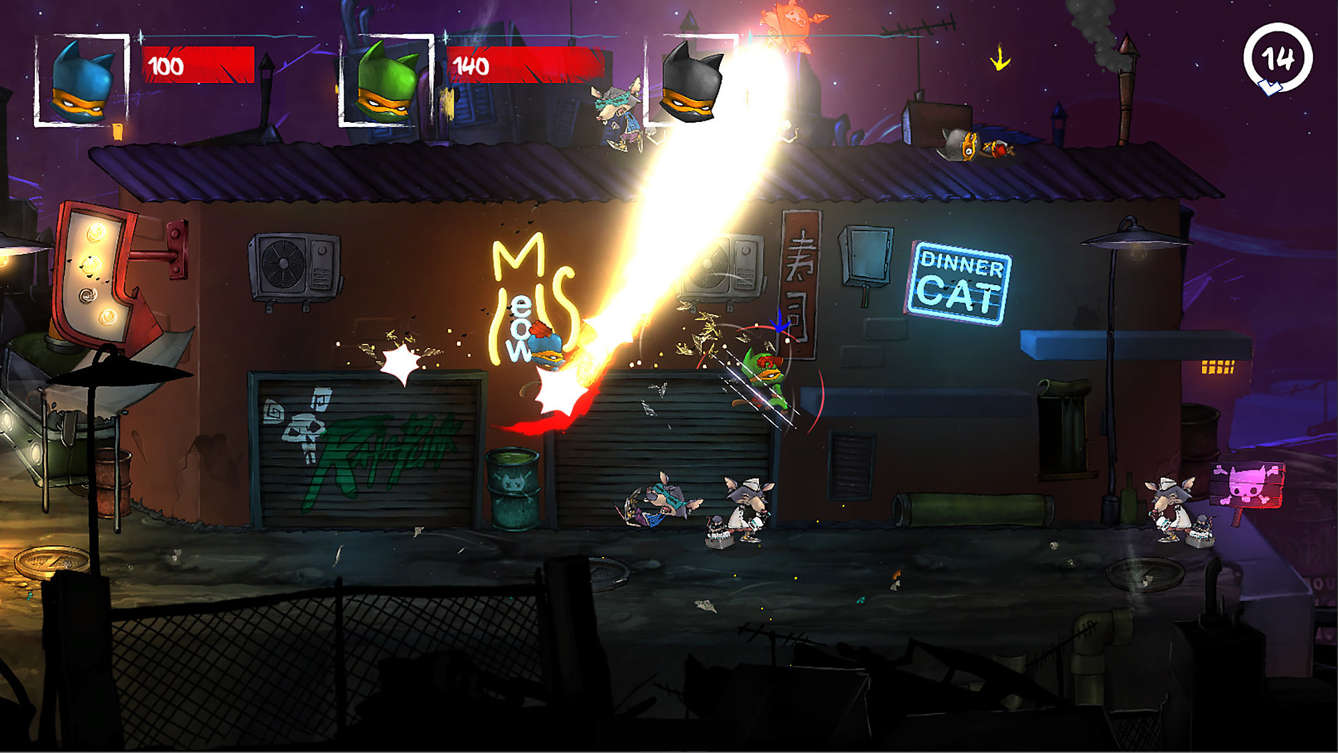 Claws of Furry Game   PS4 - PlayStation