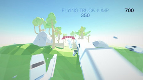ClusterTruck Trailer Screenshot
