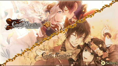 Code: Realize ~Bouquet of Rainbows~ Trailer Screenshot