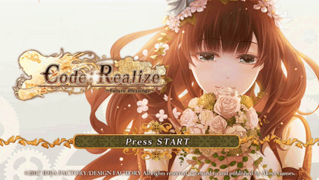 Code: Realize ~Future Blessings~ Trailer Screenshot