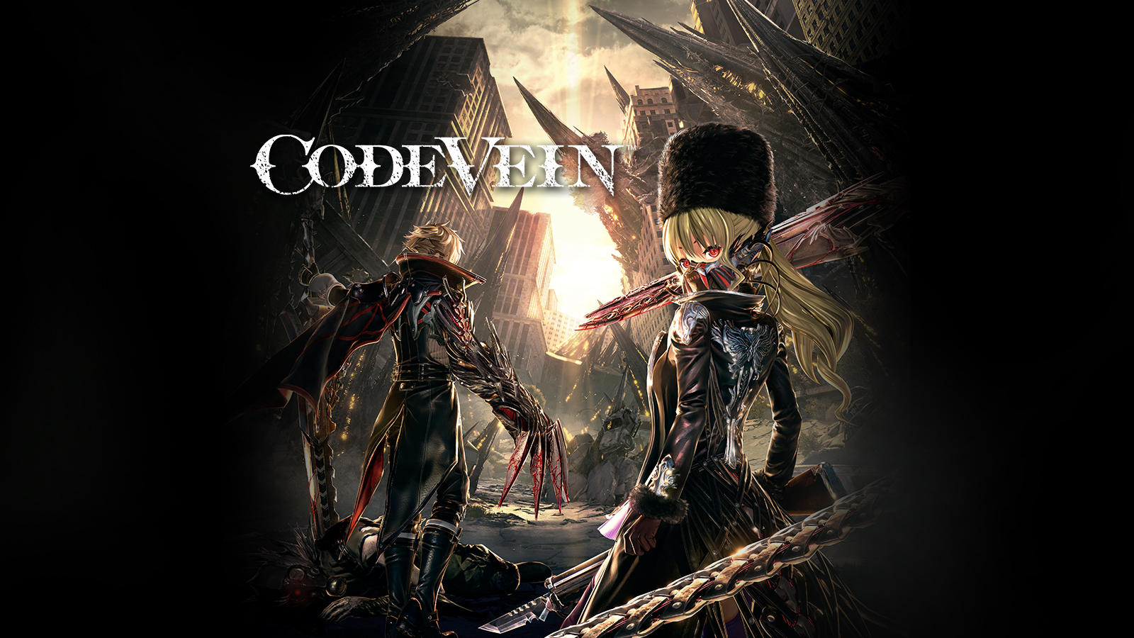 CODE VEIN Game | PS4 - PlayStation