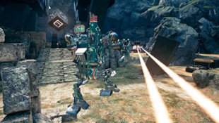 Code51:Mecha Arena Screenshot 2