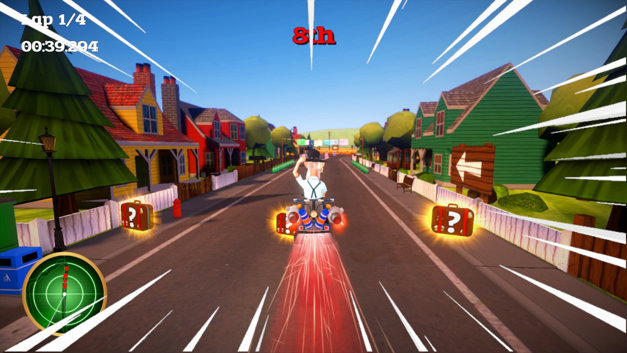 Coffin Dodgers Screenshot 7