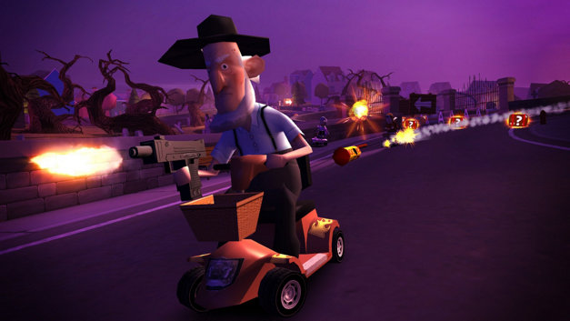 Coffin Dodgers Screenshot 1