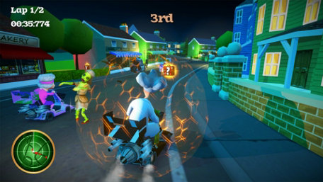 Coffin Dodgers Trailer Screenshot