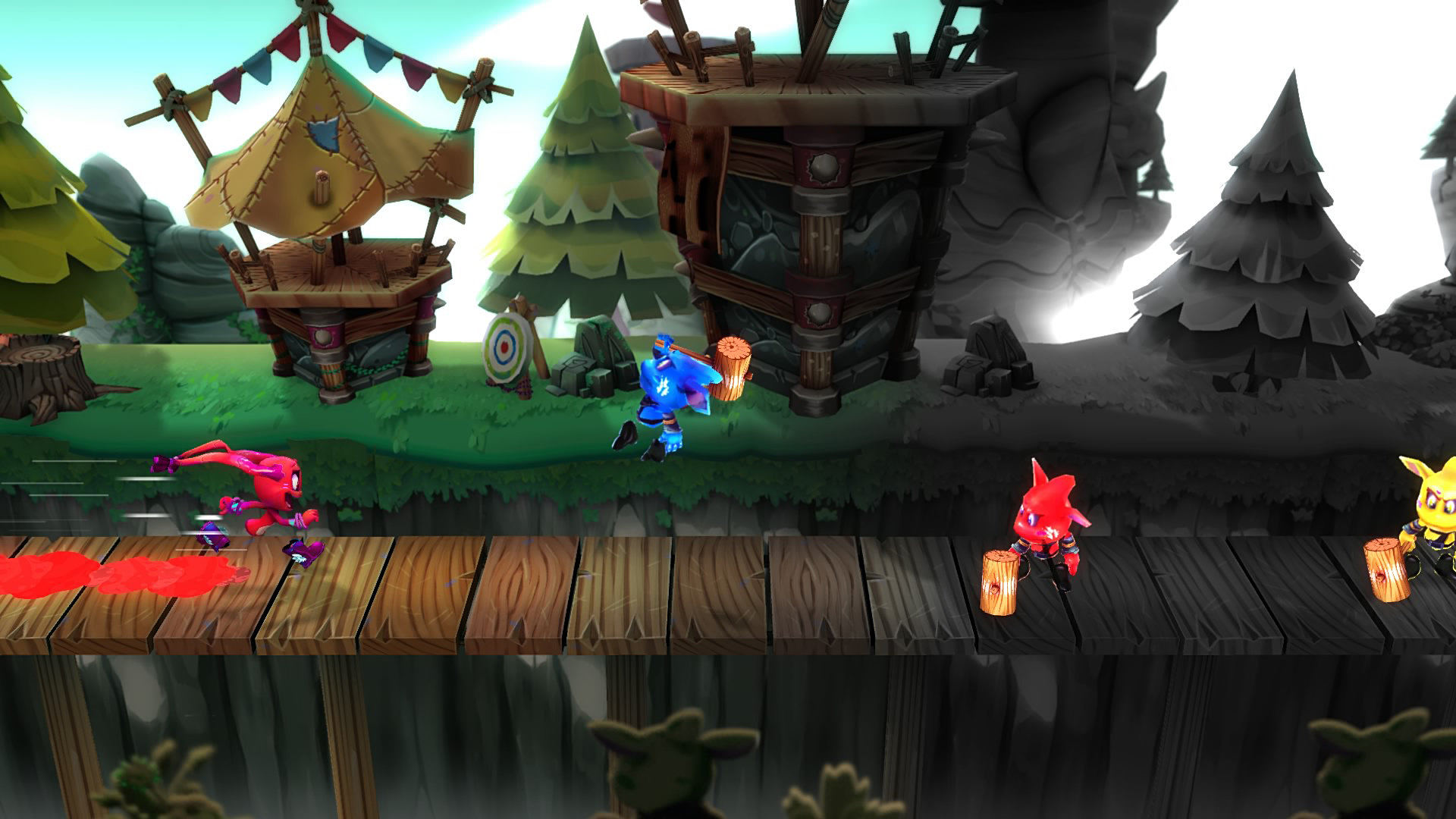 A game color world - Color Guardians Screenshot 5
