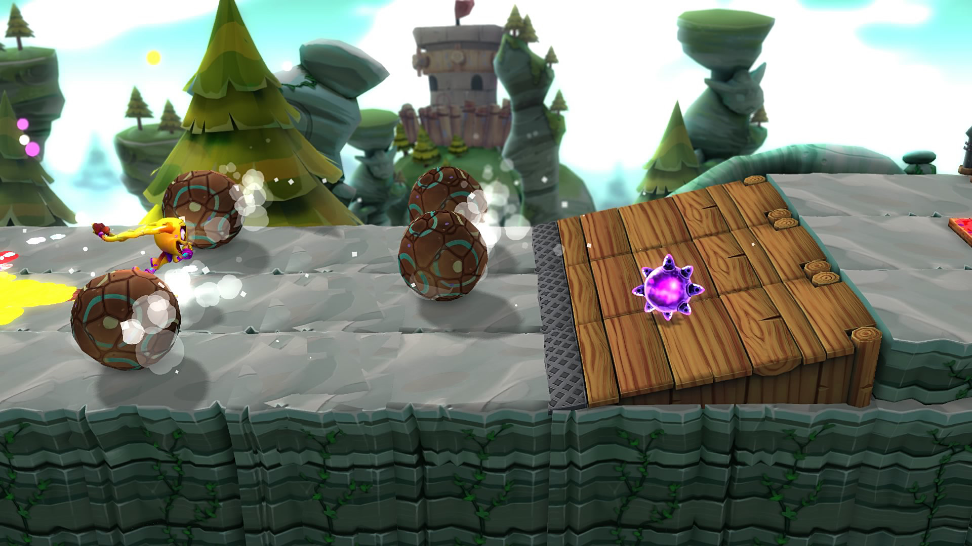 A game color world - Color Guardians Screenshot 3