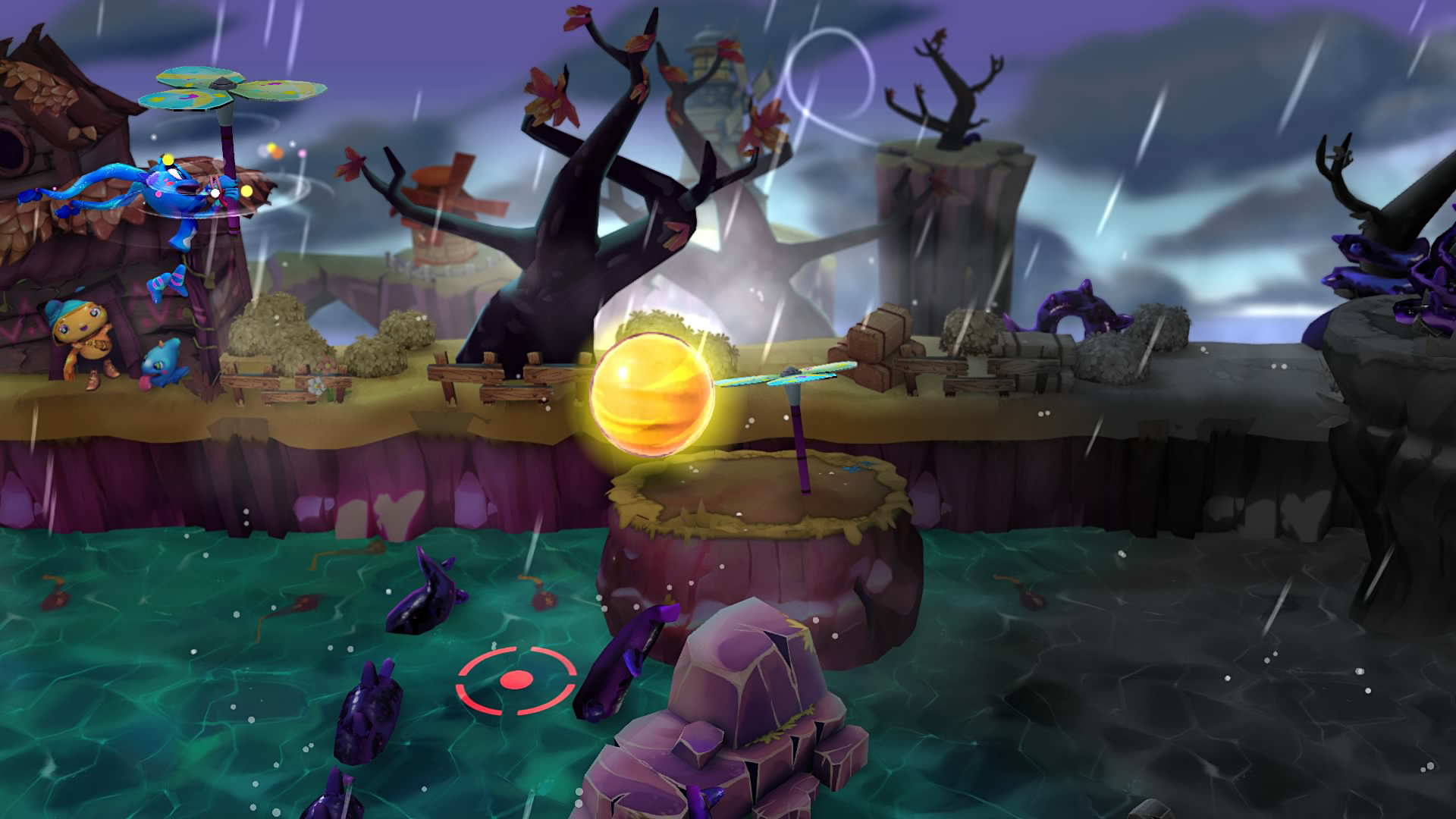 A game color world - Color Guardians Screenshot 6