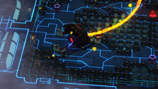 Comet Crash 2: The Kronkoid Wars Screenshot 2