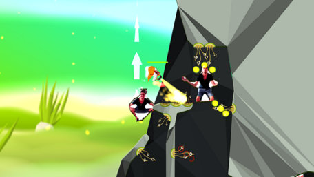 Commander Cherry's Puzzled Journey Trailer Screenshot