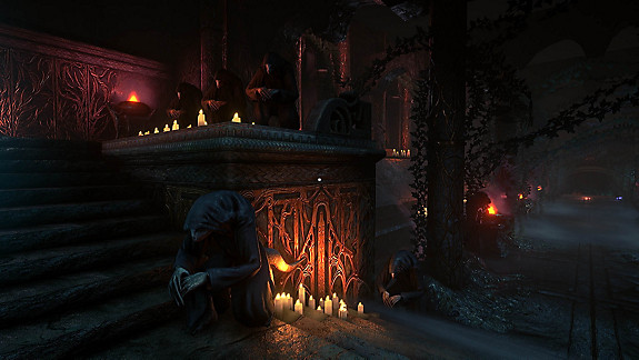Conarium - Screenshot INDEX