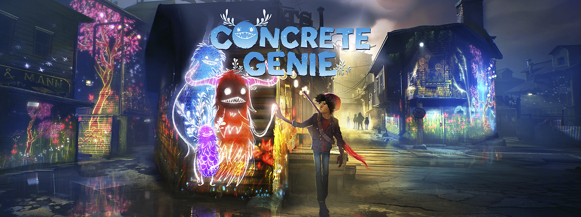 Concrete Genie - Available Now
