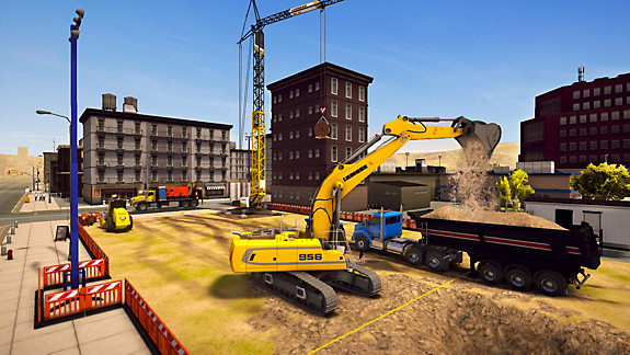 Construction Simulator 2 US - Console Edition  - Screenshot INDEX