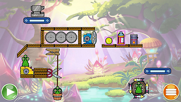 Contraptions - Screenshot INDEX