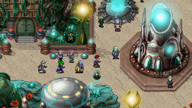 Cosmic Star Heroine Screenshot 7