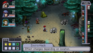 Cosmic Star Heroine Screenshot 9