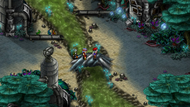 Cosmic Star Heroine Screenshot 10