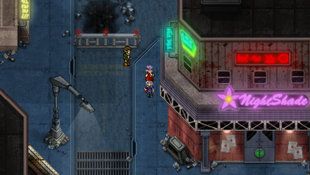 Cosmic Star Heroine Screenshot 3