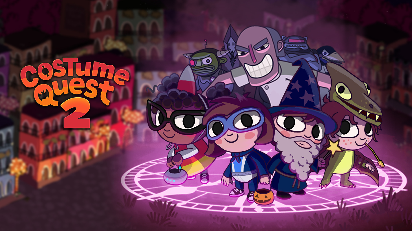 Costume Quest 2 Game | PS4 - PlayStation