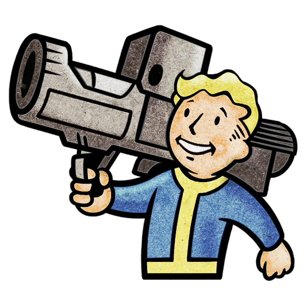 "Vault Boy ""Big Gun"" Avatar"