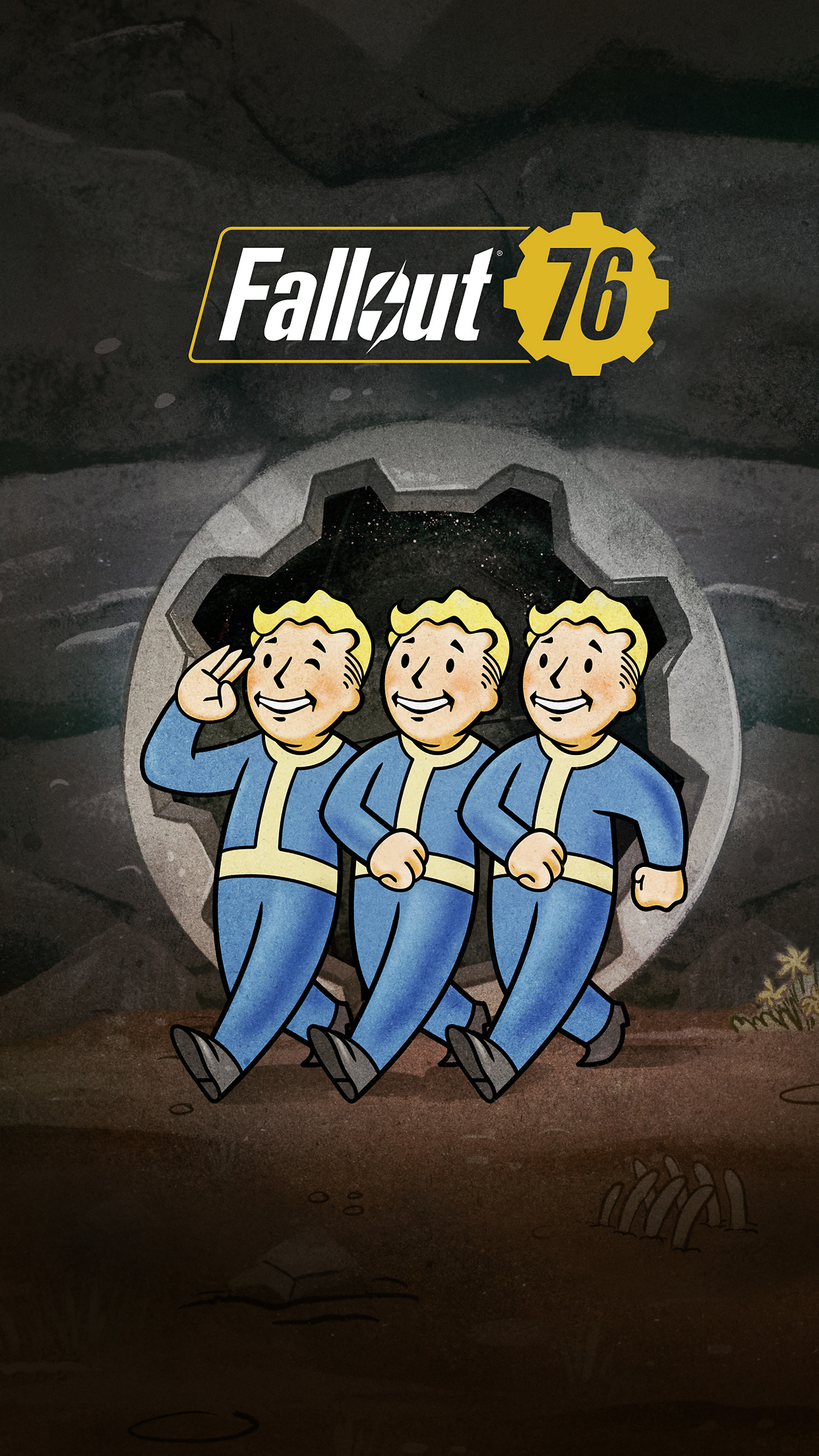 Mobile Fallout  Logo