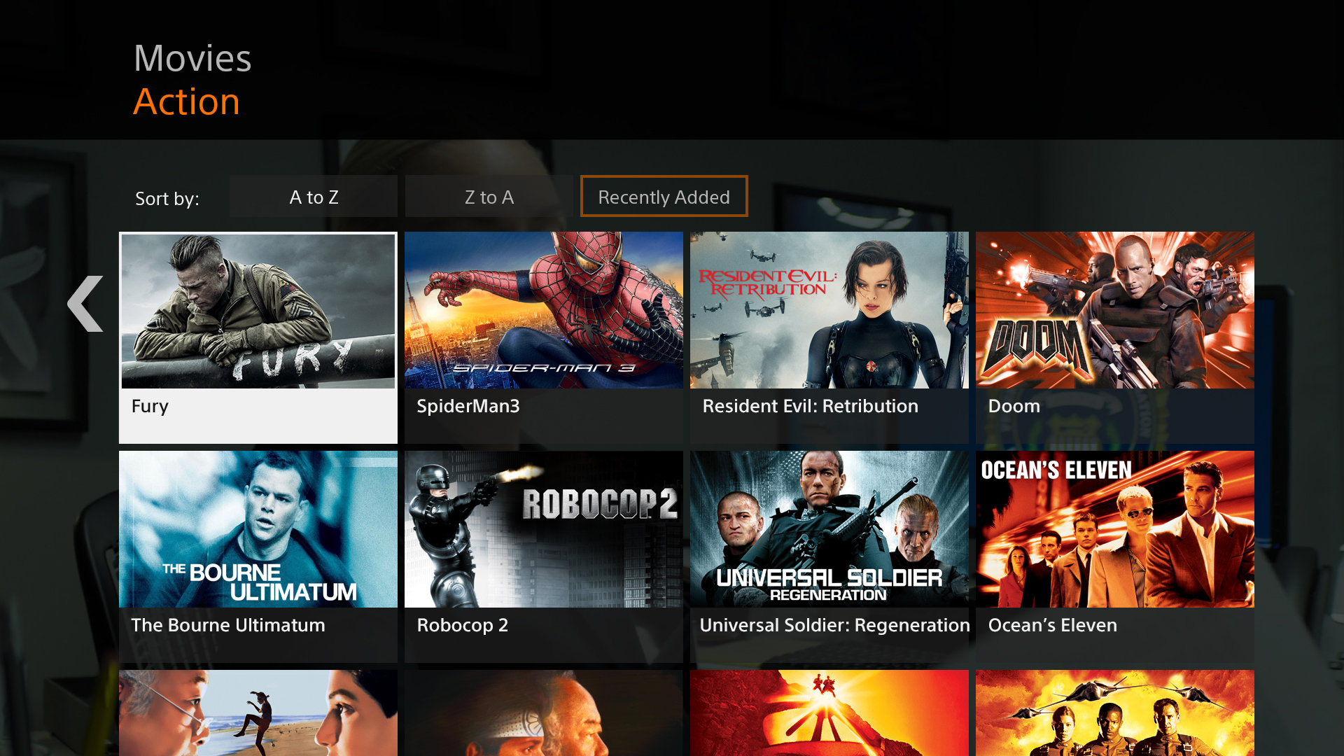Crackle App on PlayStation | PlayStation Network Entertainment