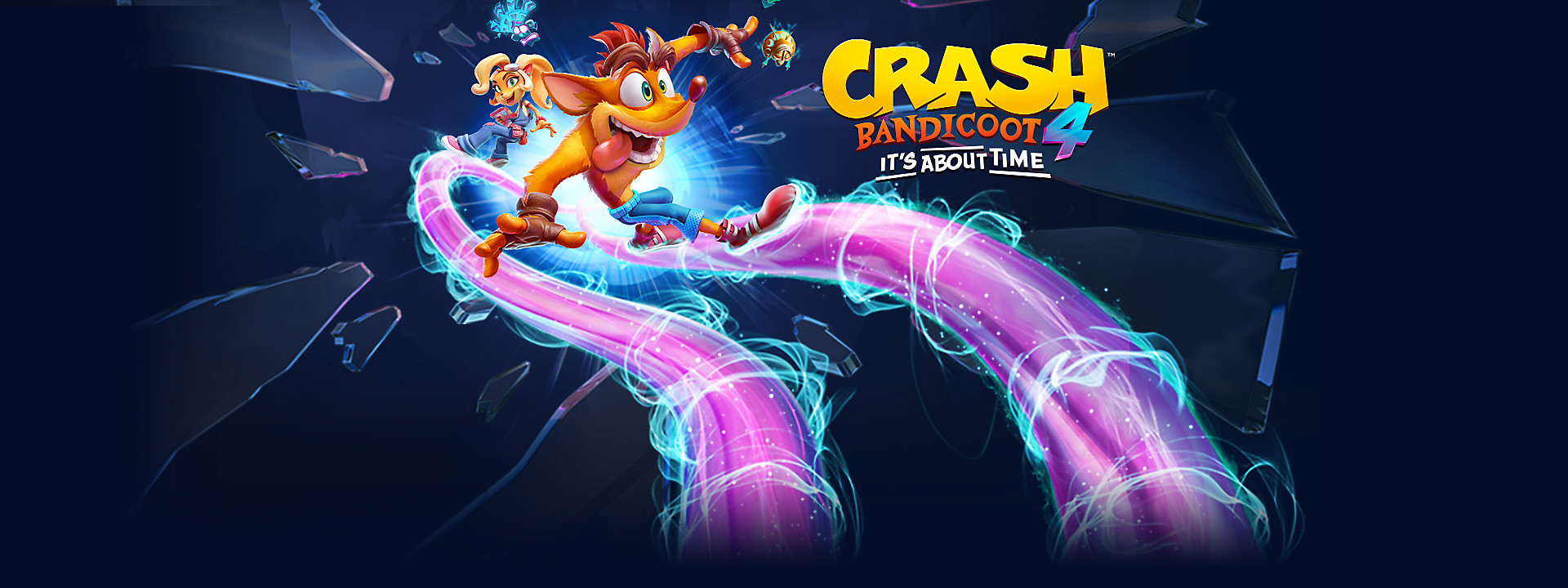 Crash Bandicoot 4: It's About Time - Demo Now Available with Pre-Order