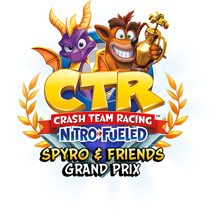 Crash™ Team Racing Nitro-Fueled | Spyro & Friends Grand Prix