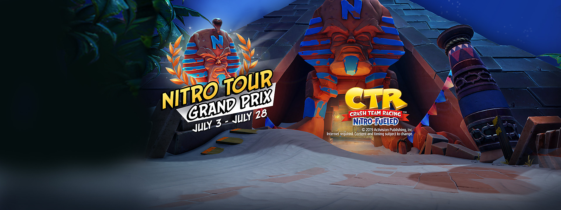 Crash Team Racing Nitro-Fueled - Now Available