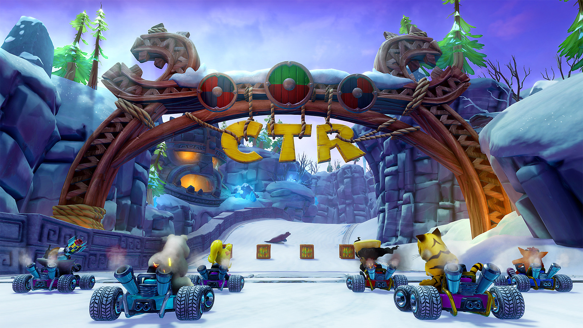 Crash™ Team Racing Nitro-Fueled - Screenshot 3