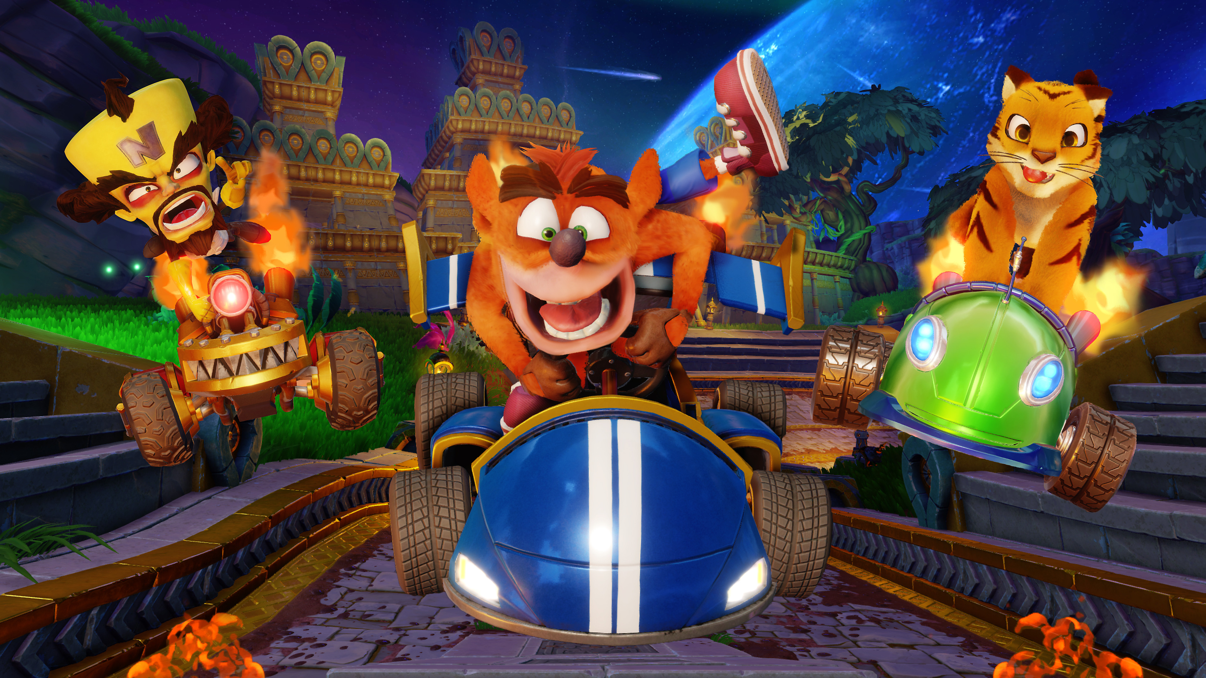 Crash™ Team Racing Nitro-Fueled Game | PS4 - PlayStation