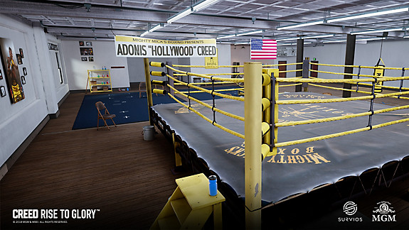 PlayStation®VR CREED: Rise to Glory™ and SUPERHOT VR Bundle screenshot