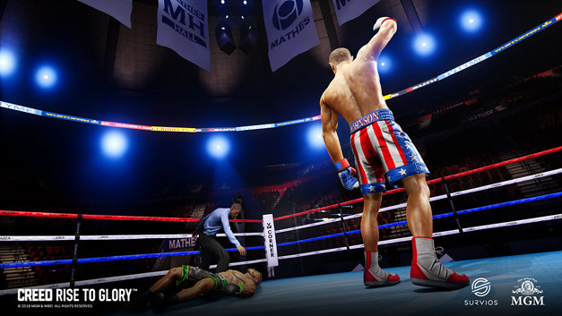 Creed: Rise to Glory™ Screenshot 1