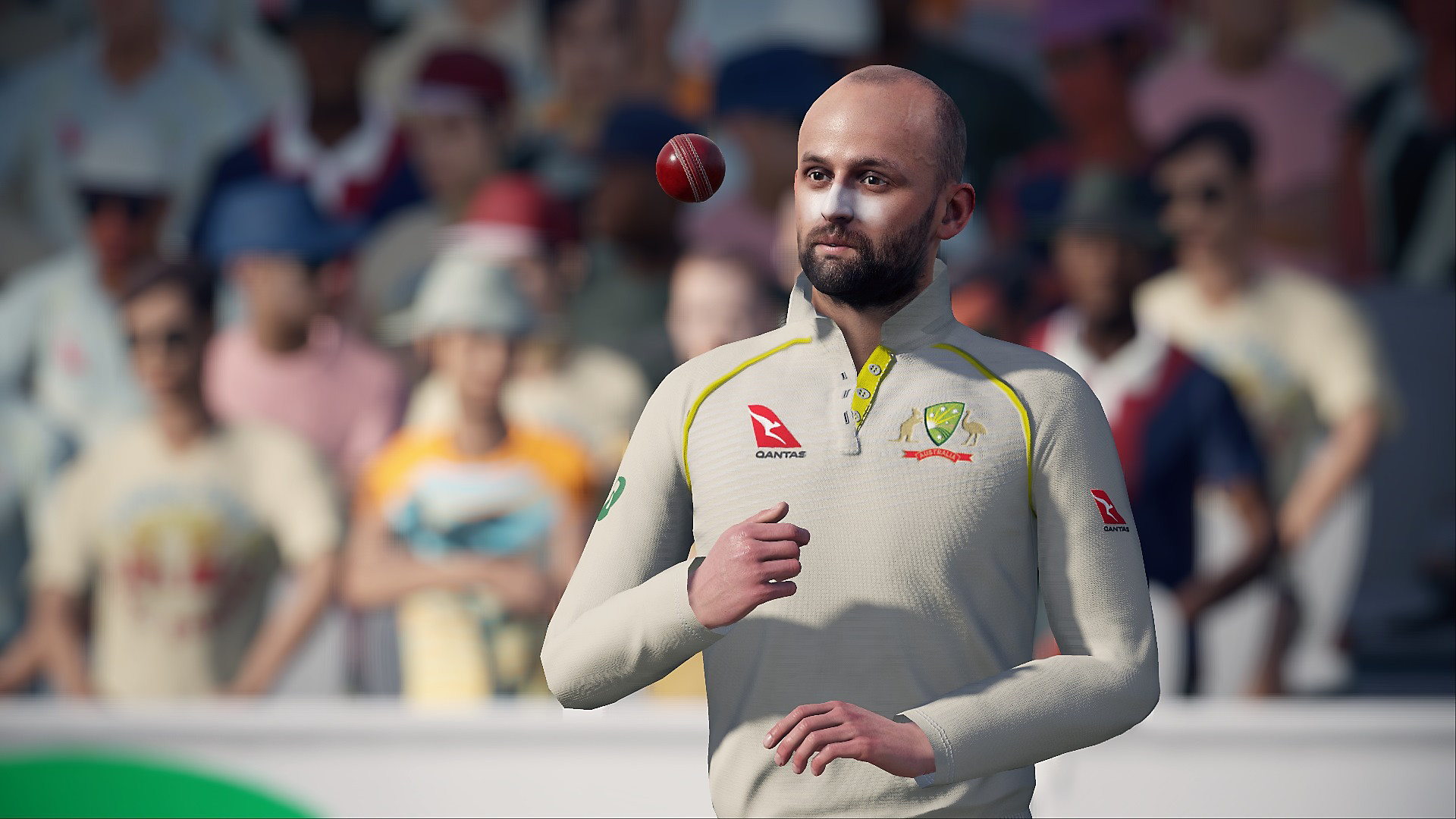 Gameplay de CRICKET 19