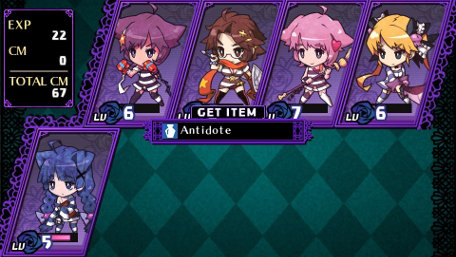 Criminal Girls: Invite Only Trailer Screenshot