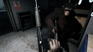 Crisis on the Planet of the Apes Screenshot 5