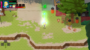 Crossing Souls Screenshot 9